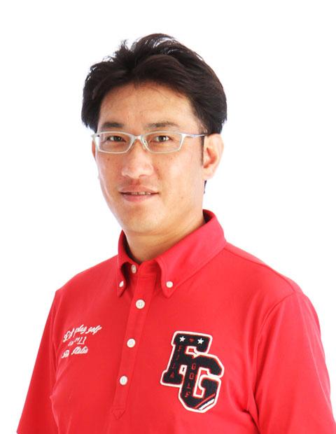 田中友明コーチ
