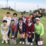 ゴルフクラブゼロ レディースコンペ開催